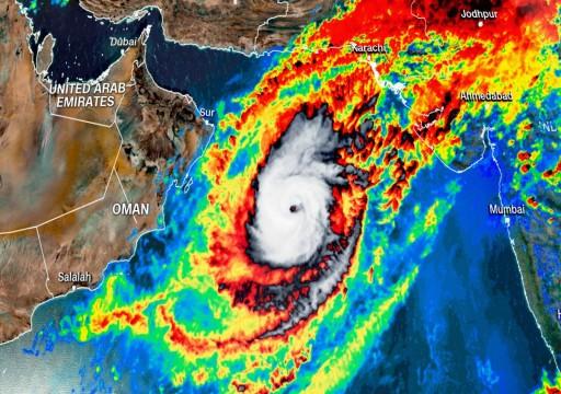 إعصار كيار يتحول إلى الدرجة الأولى ويحوّل اتجاهه إلى الجنوب الغربي
