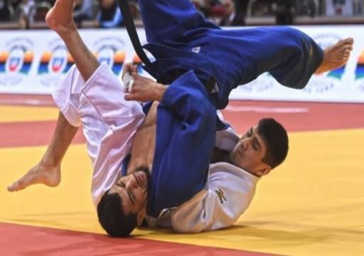 جزائري ينسحب من بطولة العالم للجودو رفضا لمواجهة إسرائيلي