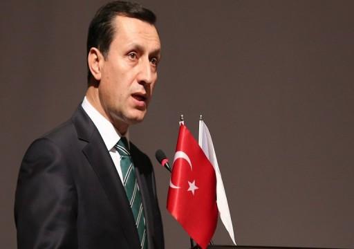 تركيا عن حفتر: تطرفه بلغ حد الإرهاب ولن نتردد في اتخاذ الخطوات اللازمة
