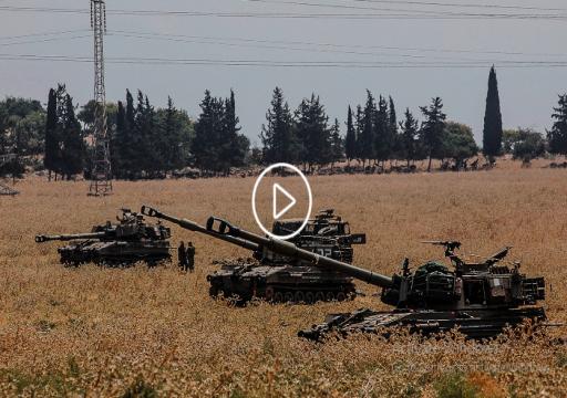 الجيش الإسرائيلي يتحدث عن استهداف مسلحين بالجولان ويواصل الاستنفار على حدود لبنان