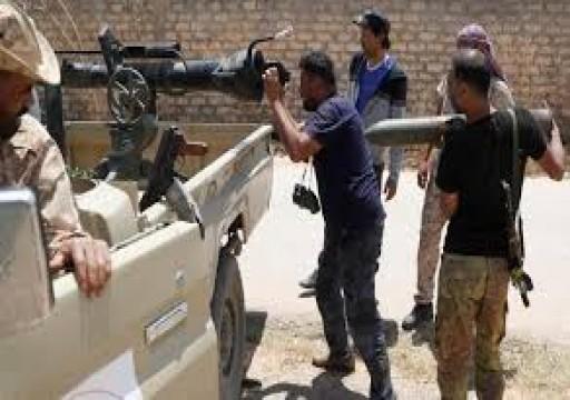 ليبيا.. قوات الوفاق تعلن مقتل 24 من مليشيات حفتر