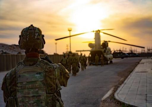 التحالف الدولي يسحب قواته التدريبية من العراق بسبب كورونا