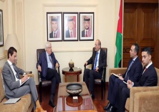 وزير خارجية الأردن: أمن السعودية والإمارات جزء من أمن الأردن