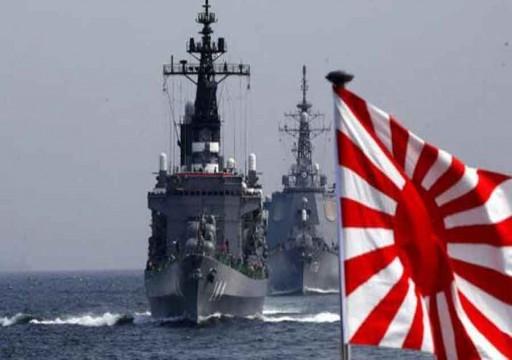 اليابان ترسل مدمرة لتنفيذ دوريات بخليج عمان