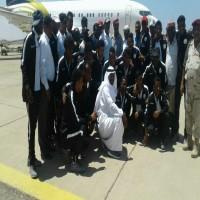 وزارة الرياضة اليمنية تقول إن سفر منتخب سقطرى إلى الإمارات تم دون علمها