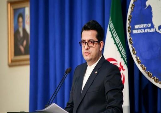 إيران تنفي ضبط أمريكا لأسلحة إيرانية كانت في طريقها للحوثيين باليمن