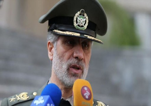 إيران: الوجود الأمريكي غير المشروع في الخليج يسبب انعدام الأمن
