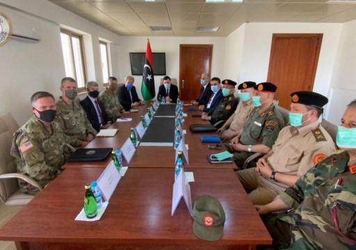 الكشف عن تفاصيل الاجتماع الليبي الأميركي في زوارة