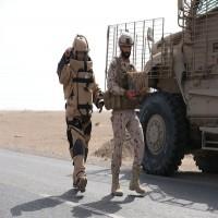 القوات الإماراتية في اليمن تتمكن من إزالة 20 ألف لغم