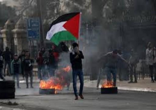 إصابة 48 فلسطينيا إثر مواجهات مع الاحتلال الإسرائيلي بالضفة