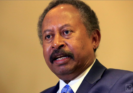 حمدوك: السودان يحتاج ما يصل إلى 10 مليارات دولار لإعادة بناء الاقتصاد