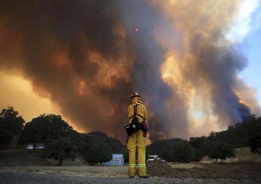 ارتفاع حصيلة ضحايا حرائق كاليفورنيا إلى 59 قتيلا و130 مفقودا