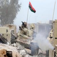مقتل جنديين من قوات حفتر في انفجار سيارة مفخخة