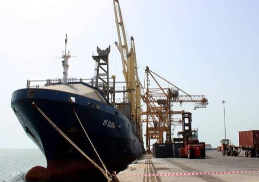 الحكومة اليمنية تتهم الحوثيين بنهب ملايين الدولارات من رسوم استيراد النفط