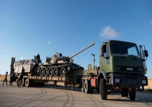 صحيفة روسية: حفتر يفشل في السيطرة على طرابلس رغم الدعم