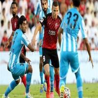 الأهلي دبي ينتزع فوزاً صعباً من مضيفه دبا الفجيرة
