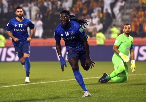 الهلال السعودي يتأهل إلى نصف نهائي كأس الأندية على حساب الترجي التونسي