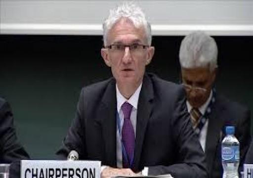 """واشنطن تطالب مجلس الأمن بـ""""النظر فورا"""" في مسألة إيصال المساعدات لسوريا"""