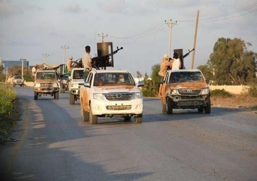 قوات الوفاق الليبية تحرز تقدما في سوق امسيحل جنوبي طرابلس