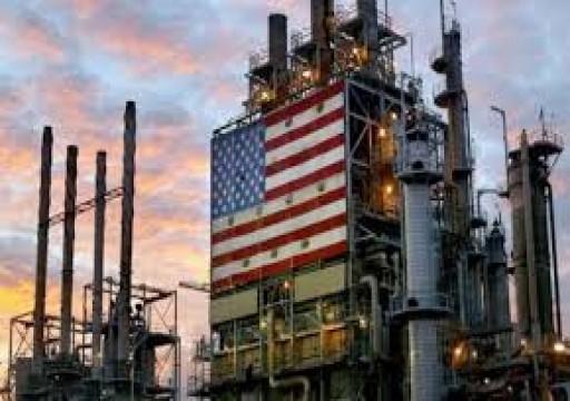 مخزونات الخام ونواتج التقطير الأمريكية تقفز في أحدث أسبوع
