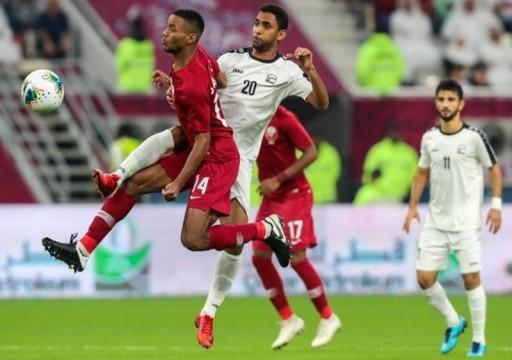 قطر تكتسح اليمن بسداسية في خليجي 24