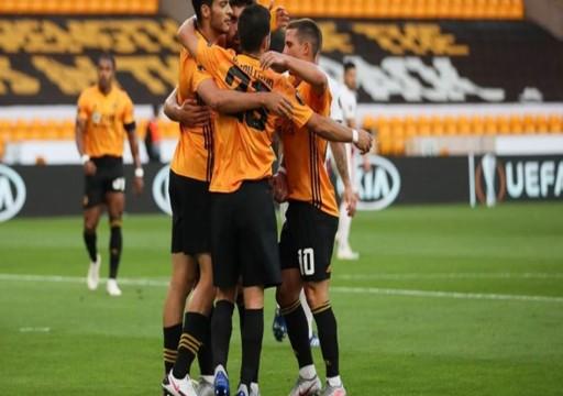 وولفرهامبتون وبازل إلى ربع نهائي الدوري الأوروبي