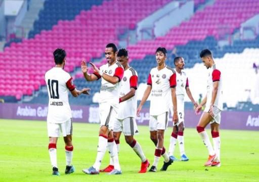 «الأبيض الشاب» يتعادل مع البحرين سلبياً في غرب آسيا