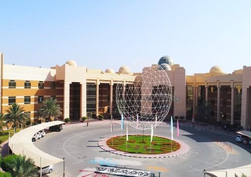 راشد النعيمي يطّلع على إجراءات القبول والتسجيل في جامعة عجمان