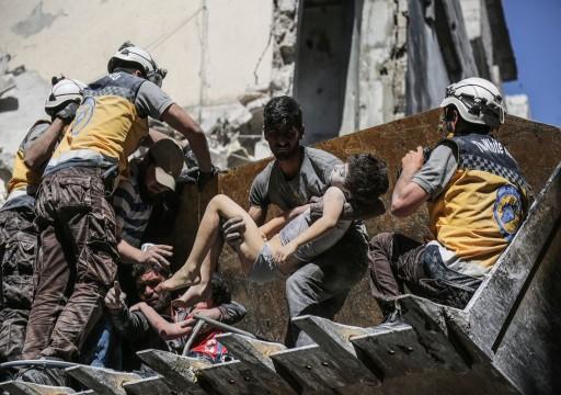 ألمانيا تدين استهداف النظام السوري وحلفائه منشآت طبية بإدلب