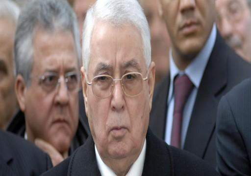خلافا لمطالب المحتجين.. عبد القادر بن صالح رئيساً مؤقتاً للجزائر