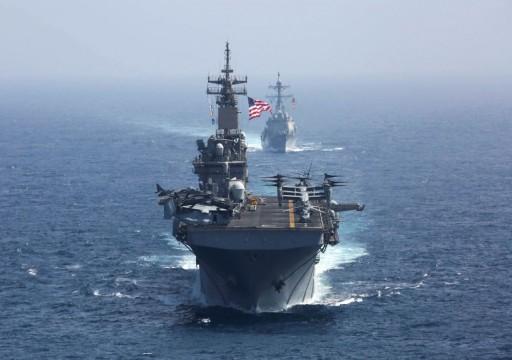 الحرس الثوري يكشف عن تسليح كافة سواحل الخليج  بمُدن صاروخية عائمة تحت الأرض