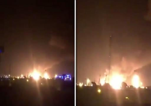 السعودية: الحريقان في معملي أرامكو ناجمان عن هجوم بطائرات مسيرة