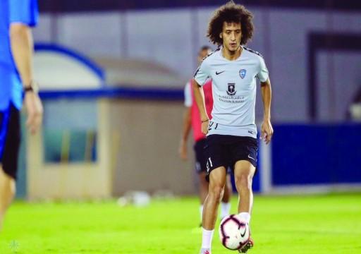 أنباء عن اقتراب اللاعب عموري من الانتقال إلى نادي النصر