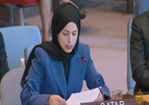 قطر قلقة من التصعيد في ليبيا وتدعو مجلس الأمن لردع المسؤولين عنه
