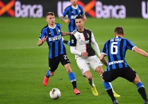 الحكومة الإيطالية تسمح بعودة منافسات الدوري والكأس