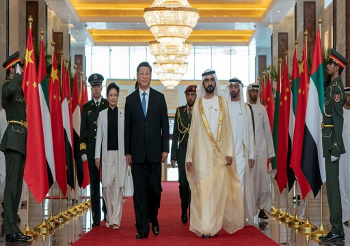 """""""إما معنا أو ضدنا"""" بشأن الصين.. أبوظبي والرياض في خطر وأميركا لن تتهاون"""