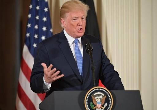 مسؤول أمريكي: ترامب من سيتخذ قرارًا عسكريًا بشأن إيران