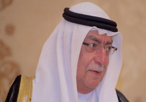 وفاة نائب حاكم الشارقة الشيخ أحمد بن سلطان القاسمي بالمملكة المتحدة