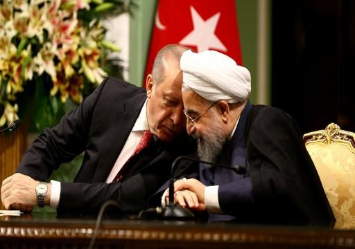 أردوغان وروحاني يؤكدان أهمية تطوير التعاون بين إيران وتركيا