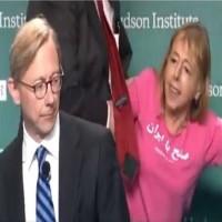 ناشطة أمريكية تهاجم مبعوث بلادها بشأن إيران: السعودية هي الخطر الحقيقي