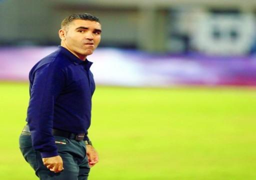مدرب الإمارات: مواجهتنا مع الوصل صعبة وحساسة
