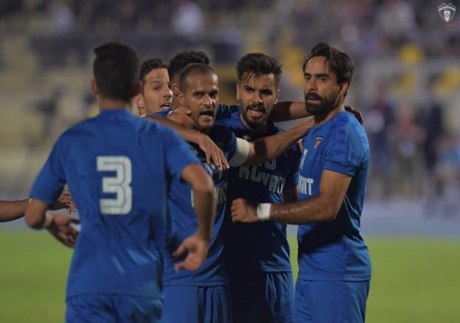 الكويت تهزم السعودية في بطولة غرب آسيا