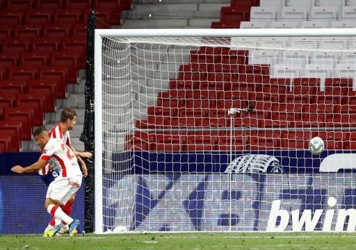 ثنائية موراتا تساعد أتليتيكو مدريد في الفوز 3-صفر على مايوركا