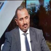 الزبيدي من أبوظبي.. لا اكتراث بالمعاناة الإنسانية في اليمن