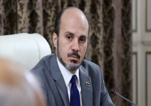 """عضو بالمجلس الرئاسي الليبي يحذر من """"سعي إماراتي"""" لتقسيم بلاده"""