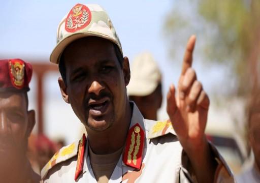 """""""هيرست"""" يكشف أجندة أبوظبي في السودان!"""