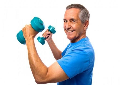 """دراسة حديثة: نقص فيتامين """"د"""" يضعف عضلات كبار السن"""