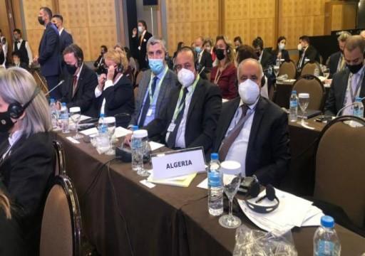 وفد جزائري يرفض الجلوس خلف وفد إسرائيلي في مؤتمر أوروبي