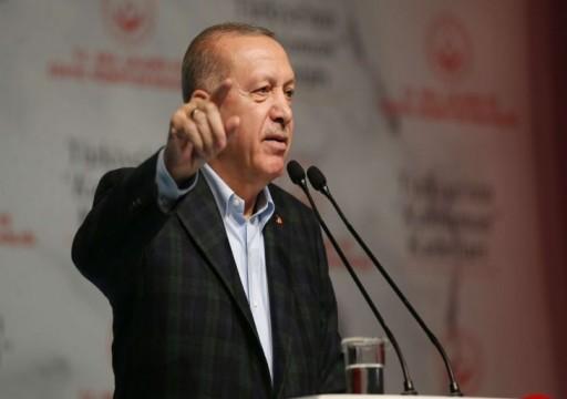 """أردوغان: سنطهر محيط """"درع الربيع"""" بطريقتنا حال الإخلال بالوعود"""