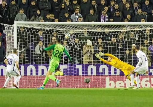 إشبيلية يفشل في اللحاق مؤقتاً بوصافة الريال من الدوري الإسباني
